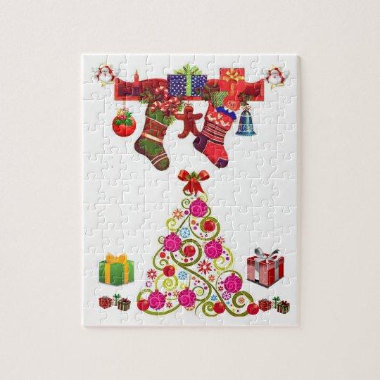 Christmas Jigsaw Puzzle