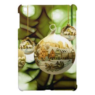 christmas joy time iPad mini cover