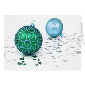 Christmas Joyeux Noel I Card
