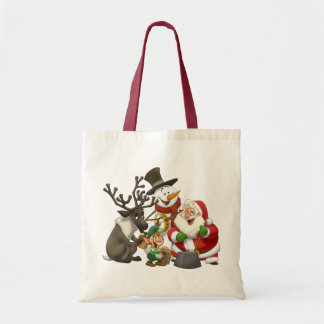 Christmas Jug Band Bag