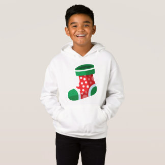 Christmas Kids' Fleece Pullover Hoodie