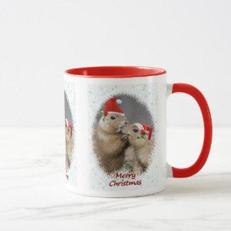 Christmas Kiss Mug