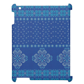 Christmas knitted pattern case for the iPad 2 3 4