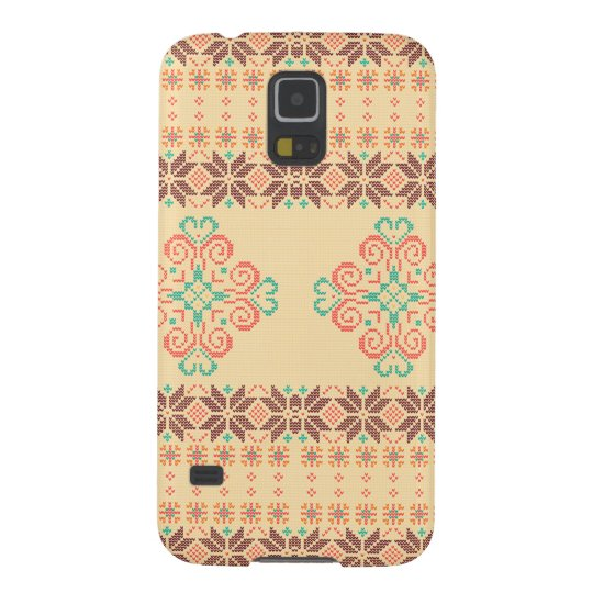 Christmas knitted pattern cases for galaxy s5