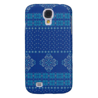 Christmas knitted pattern galaxy s4 covers