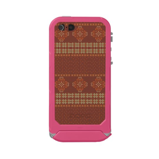 Christmas knitted pattern incipio ATLAS ID™ iPhone 5 case