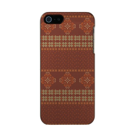 Christmas knitted pattern incipio feather® shine iPhone 5 case