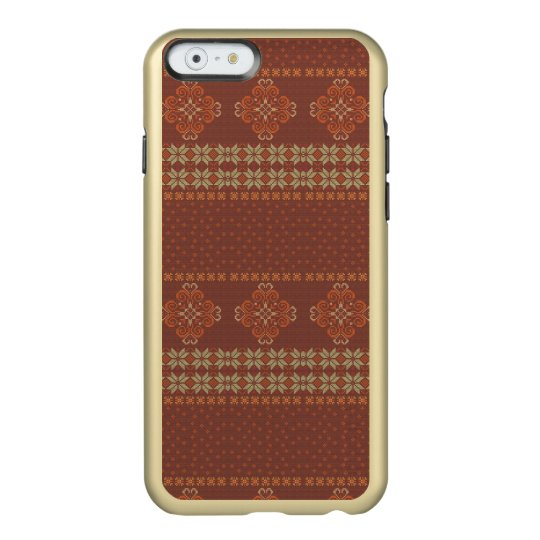 Christmas knitted pattern incipio feather® shine iPhone 6 case