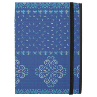 """Christmas knitted pattern iPad pro 12.9"""" case"""