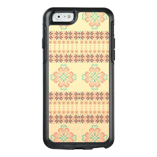 Christmas knitted pattern OtterBox iPhone 6/6s case