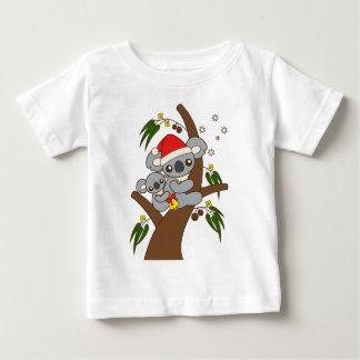 Christmas Koalas Baby T-Shirt