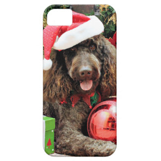 Christmas - LabraDoodle - Harley Case For The iPhone 5