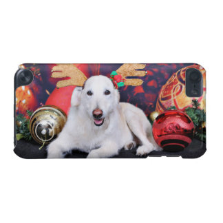 Christmas - LabraDoodle - Izzy iPod Touch 5G Cases