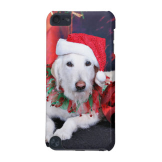 Christmas - LabraDoodle - Izzy iPod Touch (5th Generation) Cover