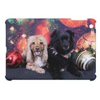 Christmas - Labrador X Cheyanne Cocker X Sundanc Case For The iPad Mini