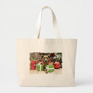 Christmas - Labrador X - Guiness Tote Bag