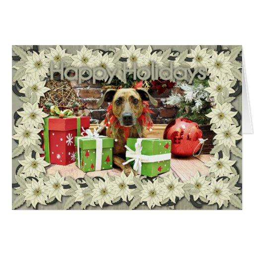 Christmas - Labrador X - Guiness Cards