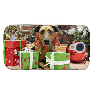 Christmas - Labrador X - Guiness Galaxy S4 Covers