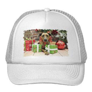 Christmas - Labrador X - Guiness Trucker Hat