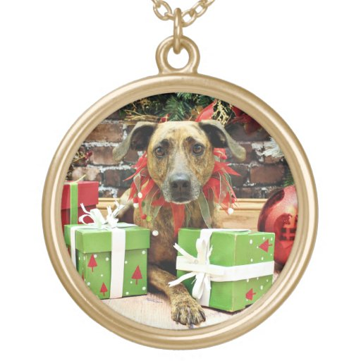Christmas - Labrador X - Guiness Necklaces