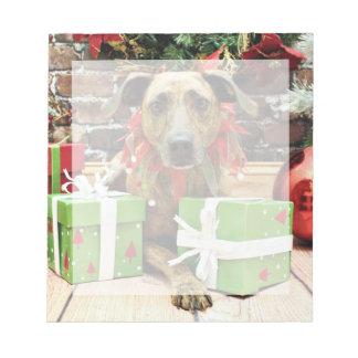 Christmas - Labrador X - Guiness Memo Pads