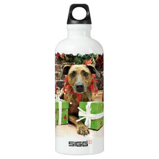 Christmas - Labrador X - Guiness SIGG Traveller 0.6L Water Bottle