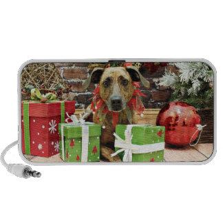 Christmas - Labrador X - Guiness Speaker