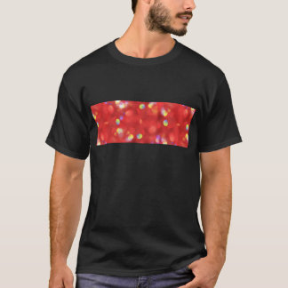Christmas Light Bokeh T-Shirt