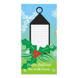 Christmas Light  Photo Card
