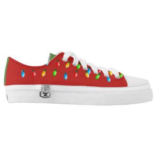 Christmas Lights Shoes