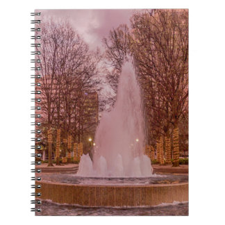 Christmas Linn Park Notebooks