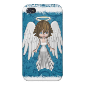Christmas Little Angels Speck Case iPhone 4 Cases