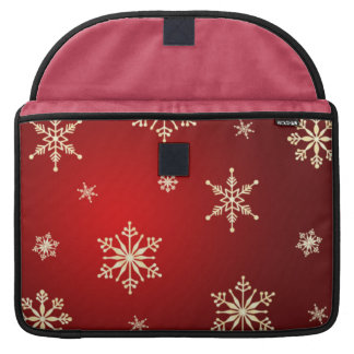 christmas MacBook pro sleeve
