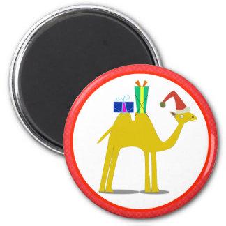 Christmas Magnets: Camel Magnet