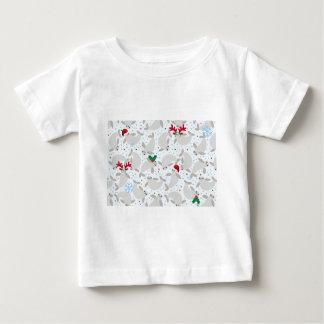 christmas manatee baby T-Shirt