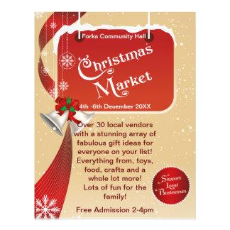 Christmas Market  Fair Business Flyer
