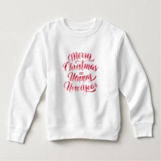 Christmas | Merry Christmas & Happy New Year Sweatshirt