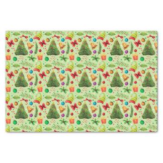 Christmas, Merry Christmas Tissue Paper