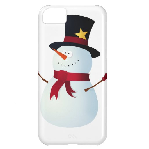 Christmas Merry Holiday Tree Ornaments celebration Case For iPhone 5C
