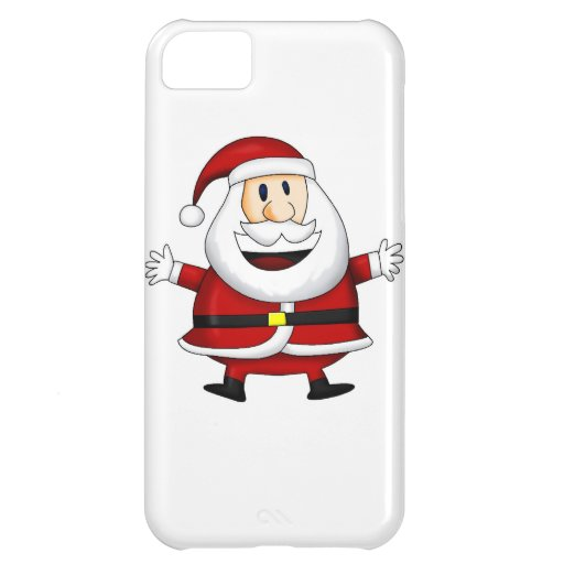 Christmas Merry Holiday Tree Ornaments celebration iPhone 5C Cases