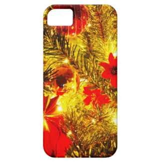 Christmas Merry Holiday Tree Ornaments celebration iPhone 5 Covers
