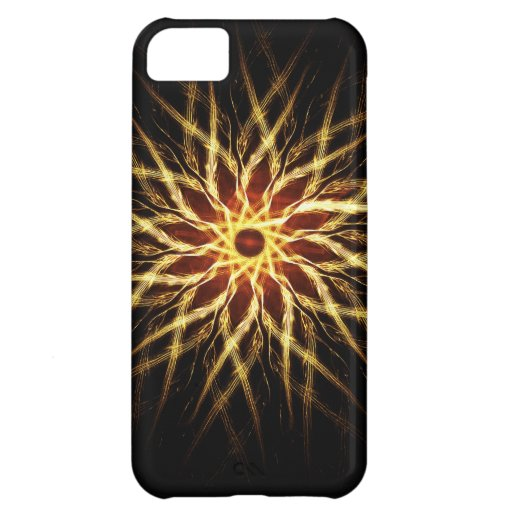 Christmas Merry Holiday Tree Ornaments celebration iPhone 5C Case