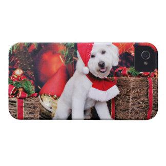 Christmas - Mini Doodle - Winston Blackberry Case