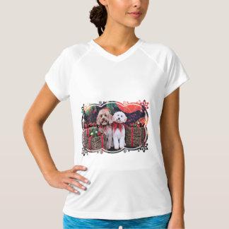 Christmas - Mini Doodles - Maggie Lena T-shirt