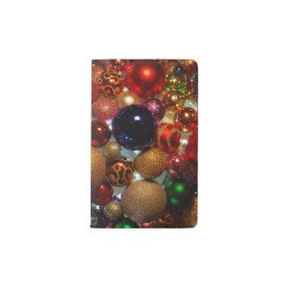 Christmas MOLESKINE® Cahier Pocket Notebook