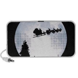 Christmas Moon Speaker System