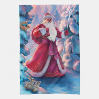 Christmas Morning Kitchen Towel