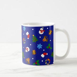 < Christmas motif seamless > Christmas motifs Coffee Mug