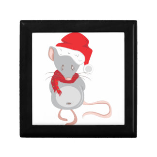 Christmas Mouse Gift Box