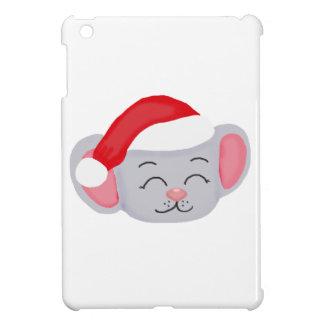 Christmas Mouse iPad Mini Cases